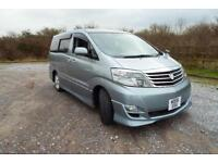 TOYOTA ALPHARD 2.4 Ltr. G Spec Model 2006 Petrol Automatic in Blue