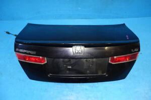 JDM Honda Accord Trunk Lid Spoiler 4-Door 2008-2010