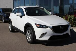 2016 Mazda CX-3 GS  Lot's of unlimited km warranty left! $146.43