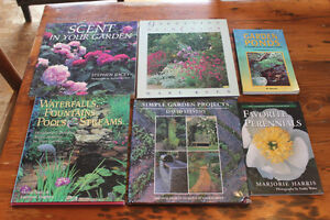 Box Lot of Gardening Books