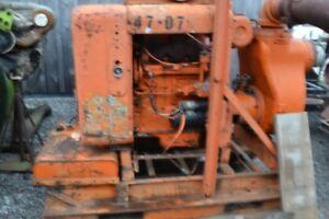 WATER PUMP 6 INCH  GORMAN RUPP