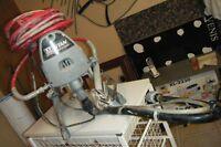 AIRLESS SPRAY MACHINE FOR PAINTING