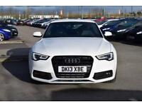 2013 AUDI A5 Audi A5 Coupe 2.0 TDI [177] Black Edition 2dr [Heated Front Seats]