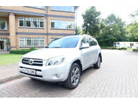 2006 Toyota RAV4 2.4 VVT-i auto sport 4x4 Left hand drive lhd UK Registered