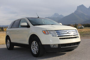 Amazing and Powerful 2007 Ford Edge SEL SUV, Crossover