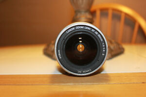 Canon EF 28-90mm Zoom Lens