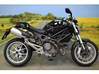 Ducati Monster 1100 2010**BREMBO BRAKES, ABS, EVO TECH PROTECTION**