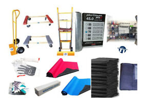 MOVING AND PACKAGING SUPPLIES