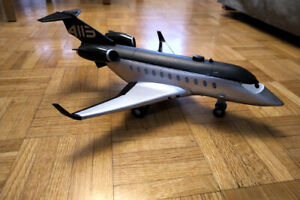 9 airplane toys - Helicopter, Fighter Jet, Air Canada etc
