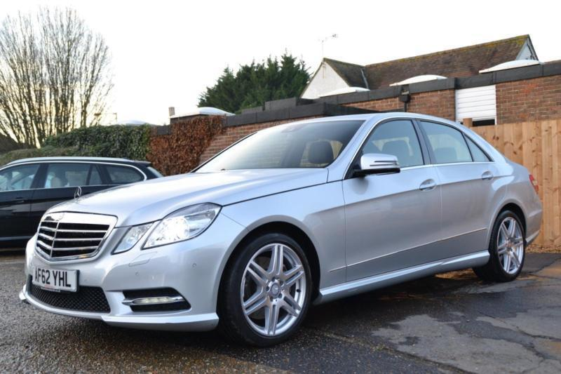 2012 mercedes e class e350 cdi blueefficiency s s sport 7g tronic plus saloon di in hartley. Black Bedroom Furniture Sets. Home Design Ideas