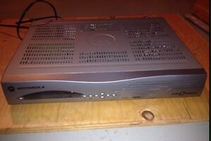 Shaw Direct HDTV Receiver
