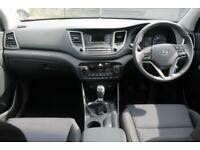 2018 Hyundai Tucson 1.7 CRDI Blue Drive SE 2WD Diesel beige Manual