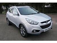 2013 63 Hyundai ix35 2.0CRDi 4WD Premium