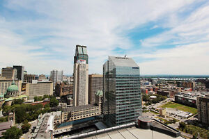 Fully furnished 1 brd luxurious condo near metro Lucien L'Allier Gatineau Ottawa / Gatineau Area image 8
