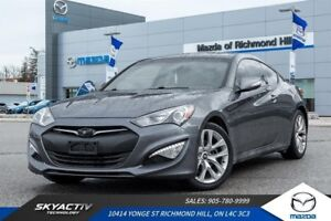 2015 Hyundai Genesis Coupe 3.8 Premium NAVIGATION*LEATHER*HEA...