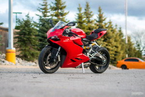 Ducati 899 Panigale -Mint with 4k in mods