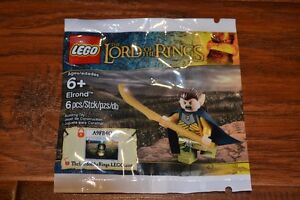 Lego - Polybags promotionnels (Elrond/Classic Space