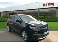 2020 Vauxhall Grandland X 1.2 ELITE NAV 4x4 PETROL Manual