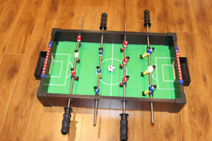 Soccer sur table/Table top foosball