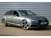 Audi A4 Avant Black Edition Cars For Sale Gumtree
