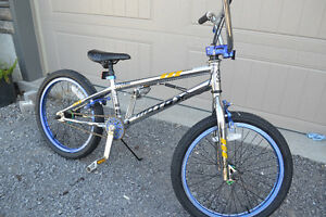 X-Games Chrome Bmx