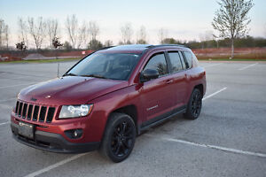 2012 Jeep Compass Sport North