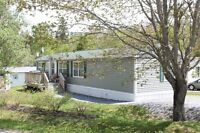 Well kept open concept mini home - Affordable living in Quispam
