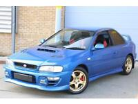 SUBARU IMPREZA Type R 555 Edition Rare sought after version. Appreciating car, B