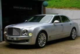 image for 2013 Bentley Mulsanne 6.75 4dr Saloon Petrol Automatic