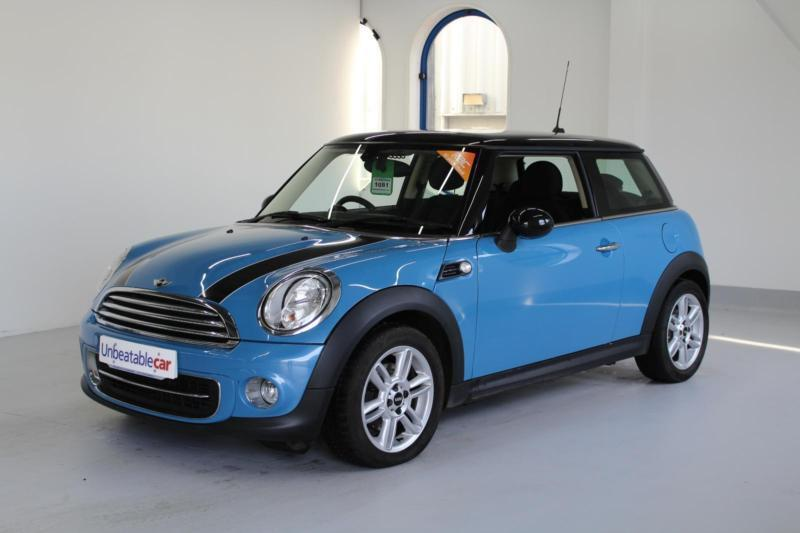 2013 MINI HATCHBACK 1.6 3dr [Chili Pack]