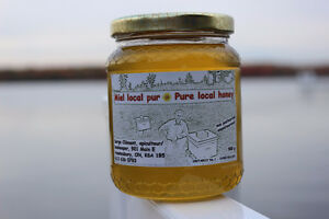 Miel à vendre - Honey for sale - Hawkesbury ON
