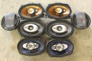 Car audio subwoofers & speakers for sale