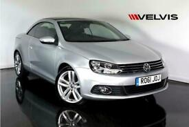 image for 2011 Volkswagen EOS TDI BlueMotion Tech Sport Convertible Diesel Automatic