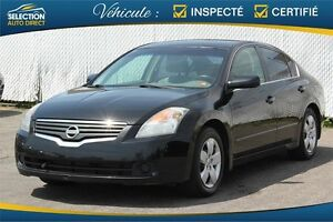 Nissan Altima 4dr Sdn I4 2.5 S 2008