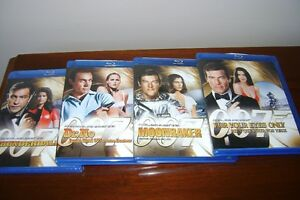 """007""  10 MOVIES ON   BLU-RAYS Windsor Region Ontario image 1"