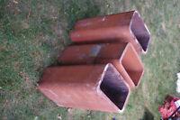 Clay Chimney Liner (flue / tile)