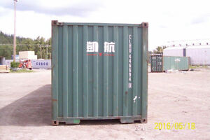 AFFORDABLE SHIPPING CONTAINERS FOR SALE or LEASE TO OWN! Prince George British Columbia image 2