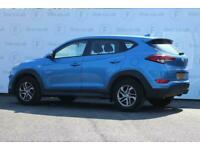 2018 Hyundai Tucson 1.6 GDi Blue Drive S 5dr 2WD SUV Petrol Manual