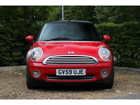Mini Mini 1.6 ( 120bhp ) auto Cooper ONLY 25K MILES DONE!!