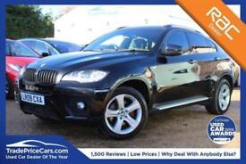 2009 09 BMW X6 3.0 XDRIVE35D 4D 282 BHP DIESEL