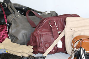 Lots of Purses, Scarves, Shoes, Jewellery and More