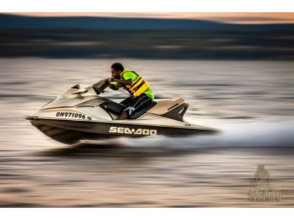 Used 2003 Sea Doo/BRP Seadoo gtx 4-tec supercharged limited