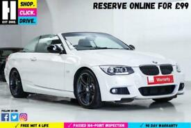 image for 2012 BMW 3 Series 3.0 330d Sport Plus Edition Auto 2dr Convertible Diesel Automa