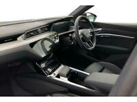2021 Audi E-Tron Sportback S line 55 quattro 300,00 kW Auto Hatchback Electric A