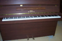 PRE-OWNED YAMAHA ETERNA PROF. UPRIGHT PIANO