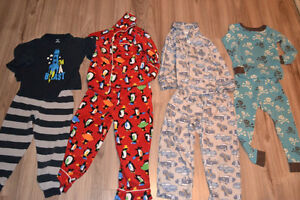 Boys 3T pajamas Hatley, Carters & Joe Fresh