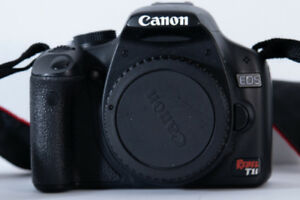 Camera Canon Rebel EOS T1i   150$
