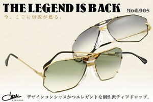 New Cazal 905 Sunglasses 1:1 Replica to Orig. jacket jeans shoes