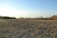 Building lot with view of Bay of Fundy