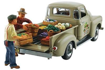 NEW Woodland Scenics Paul s Fresh Produce HO AS5561